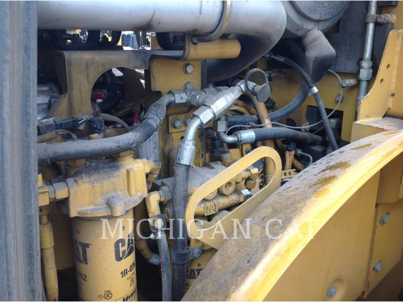 CATERPILLAR CARGADORES DE RUEDAS 950H RQ equipment  photo 11