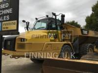 Equipment photo CATERPILLAR 730C KNIKGESTUURDE TRUCKS 1