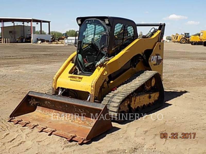 CATERPILLAR SKID STEER LOADERS 299D CA equipment  photo 1
