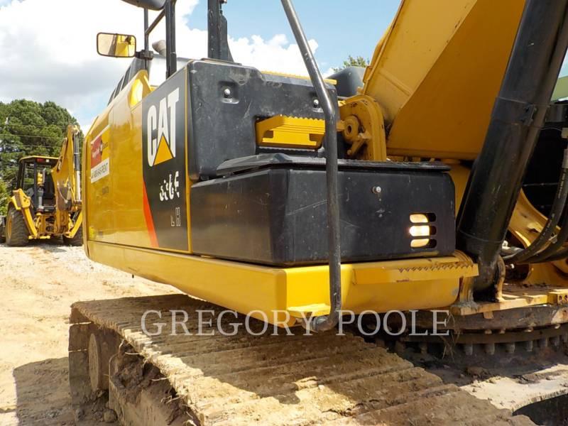 CATERPILLAR TRACK EXCAVATORS 336ELH equipment  photo 6