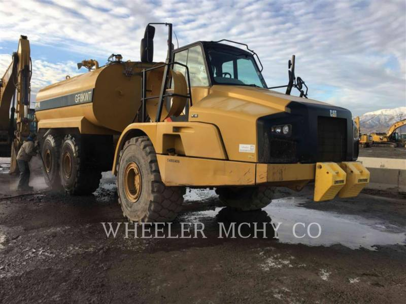 CATERPILLAR ARTICULATED TRUCKS WT 740 equipment  photo 3