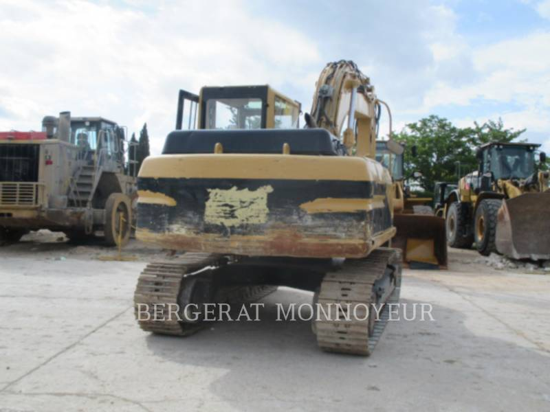 CATERPILLAR TRACK EXCAVATORS 318B equipment  photo 12