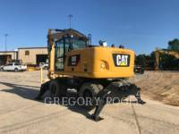CATERPILLAR WHEEL EXCAVATORS M316F equipment  photo 9