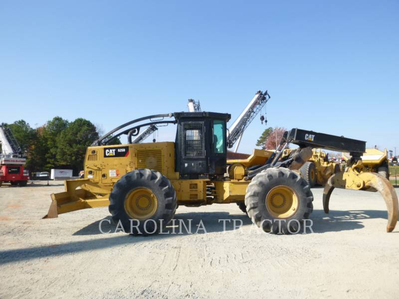 Caterpillar SILVICULTURĂ – EXCAVATOR FORESTIER 525D equipment  photo 1