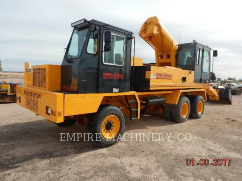 GRADALL COMPANY PELLES SUR CHAINES XL5100 equipment  photo 1