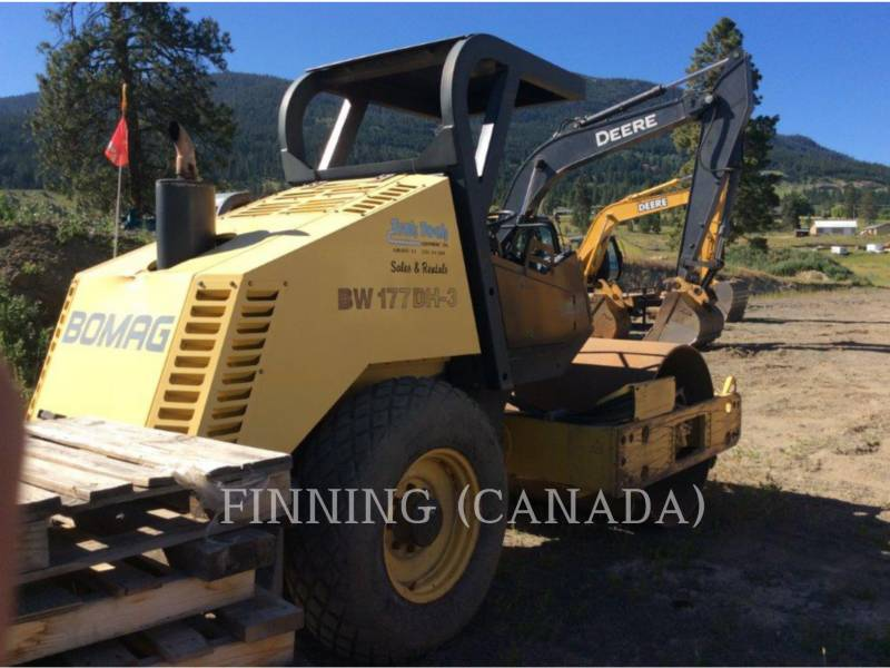 BOMAG COMPACTORS BW 177 DH-3 equipment  photo 4