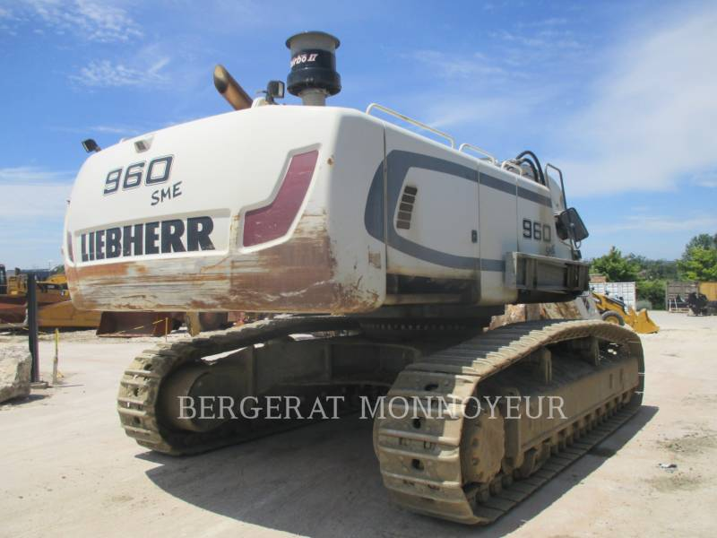 LIEBHERR KETTEN-HYDRAULIKBAGGER R960 equipment  photo 5