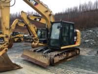CATERPILLAR KETTEN-HYDRAULIKBAGGER 312 E LC WITH BLADE equipment  photo 5