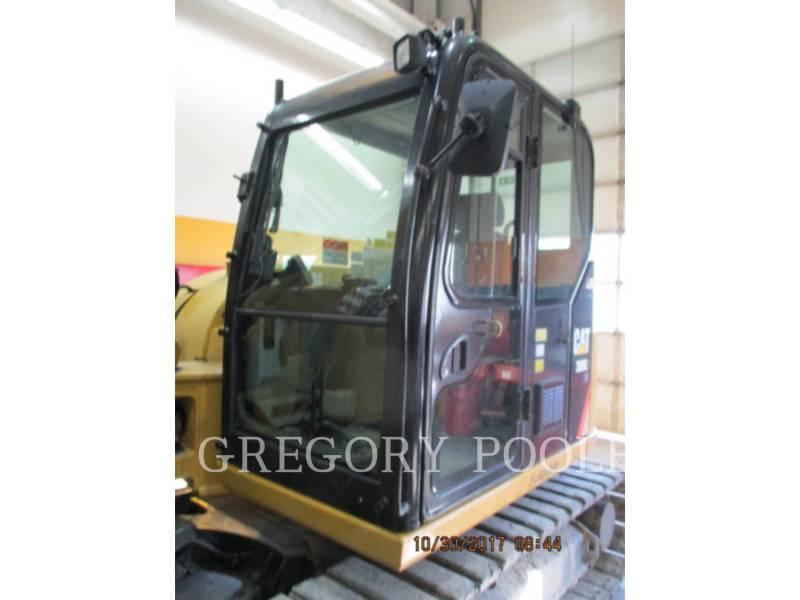 CATERPILLAR TRACK EXCAVATORS 308E2 CR equipment  photo 14
