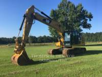 CATERPILLAR ESCAVATORI CINGOLATI 323FL equipment  photo 12