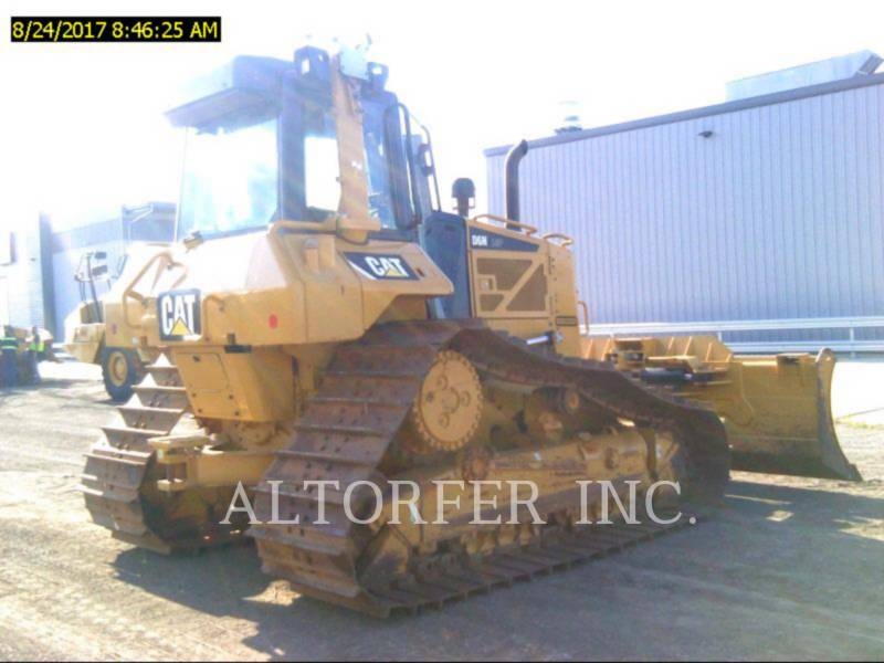 CATERPILLAR CIĄGNIKI GĄSIENICOWE D6N LGP equipment  photo 2