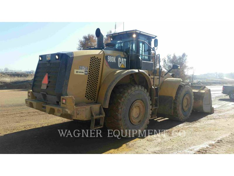 CATERPILLAR WHEEL LOADERS/INTEGRATED TOOLCARRIERS 980K AG equipment  photo 3