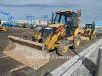 CATERPILLAR RETROESCAVADEIRAS 420F IT4WE equipment  photo 1
