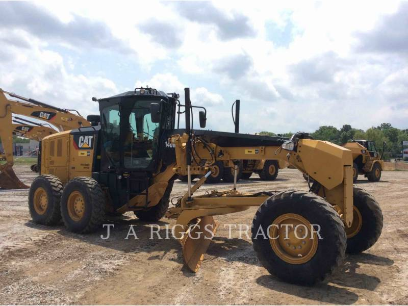 Caterpillar AUTOGREDERE 140M LC14 equipment  photo 2