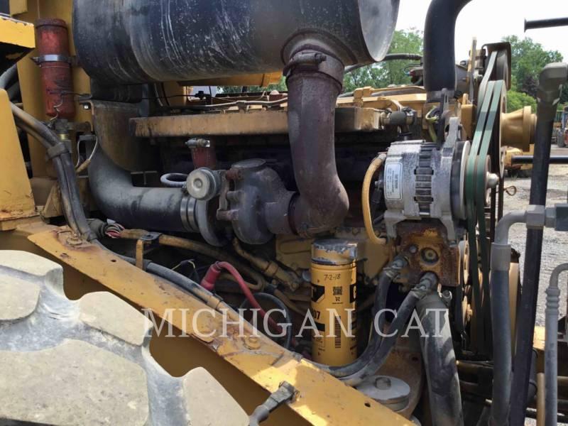 Caterpillar ÎNCĂRCĂTOARE PE ROŢI/PORTSCULE INTEGRATE 950G equipment  photo 13