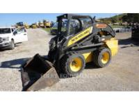 Equipment photo NEW HOLLAND L225 KOMPAKTLADER 1
