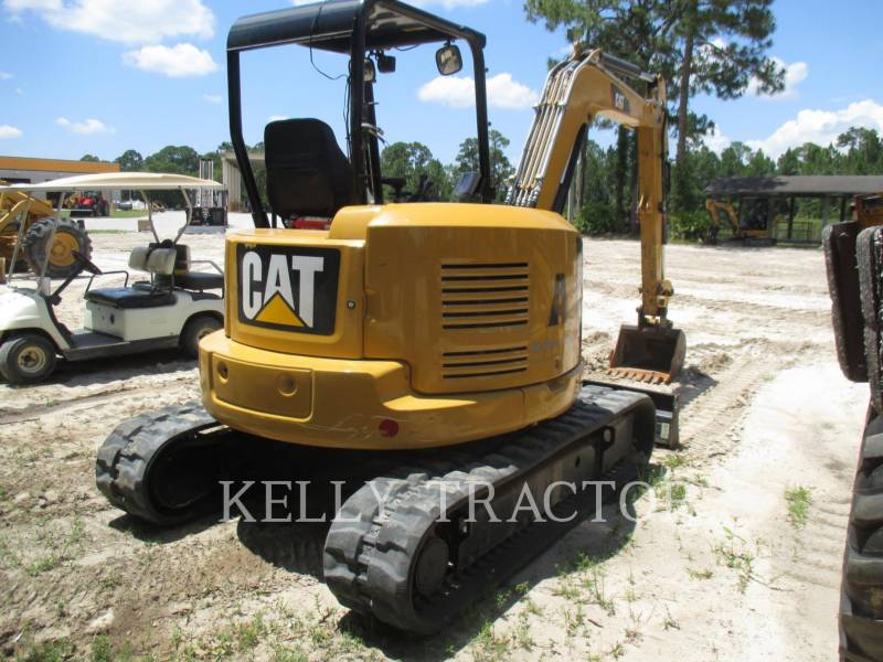 CATERPILLAR TRACK EXCAVATORS 305.5E2CR equipment  photo 3