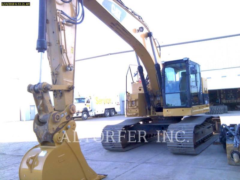 CATERPILLAR TRACK EXCAVATORS 328DLCR equipment  photo 2