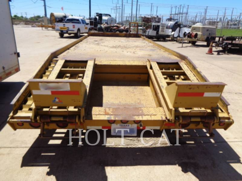 INTERSTATE TRAILERS TRAILERS 40DLA equipment  photo 7