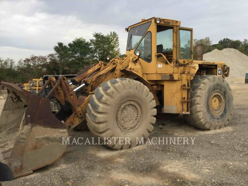 CATERPILLAR WHEEL LOADERS/INTEGRATED TOOLCARRIERS 980B equipment  photo 2