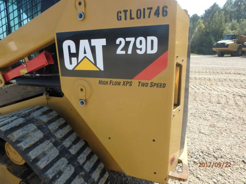 CATERPILLAR 多様地形対応ローダ 279D equipment  photo 24
