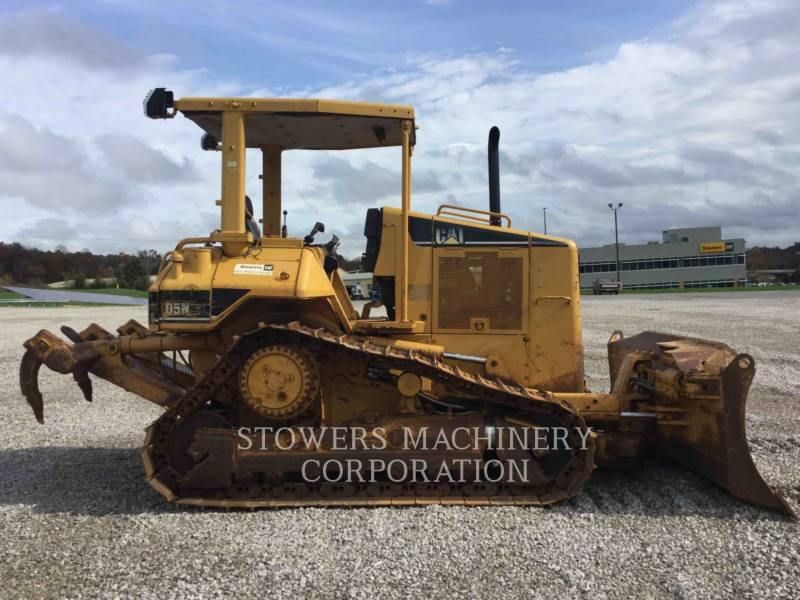 CATERPILLAR KETTENDOZER D5NXL equipment  photo 4