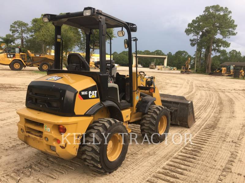 CATERPILLAR CARGADORES DE RUEDAS 903C equipment  photo 5