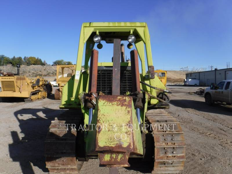 TEREX CORPORATION TRACTEURS SUR CHAINES 82-20B equipment  photo 7