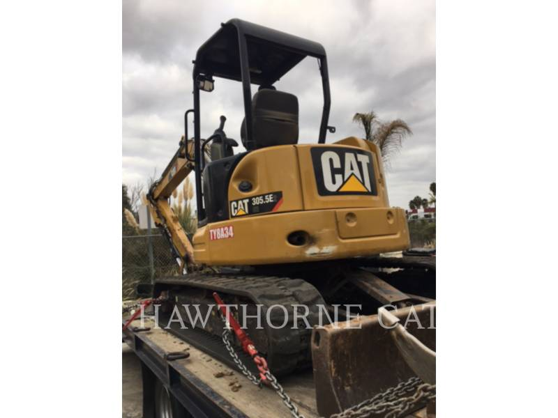 Caterpillar EXCAVATOARE PE ŞENILE 305.5E2 equipment  photo 4