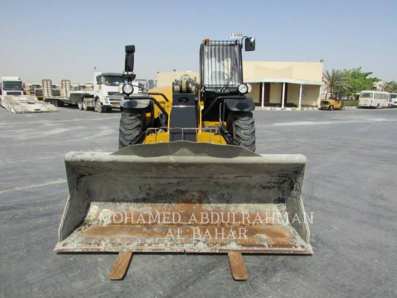 CATERPILLAR TELEHANDLER TH417CGCLRC equipment  photo 8