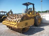 Equipment photo CATERPILLAR CS 56 COMPATTATORE A SINGOLO TAMBURO VIBRANTE LISCIO 1