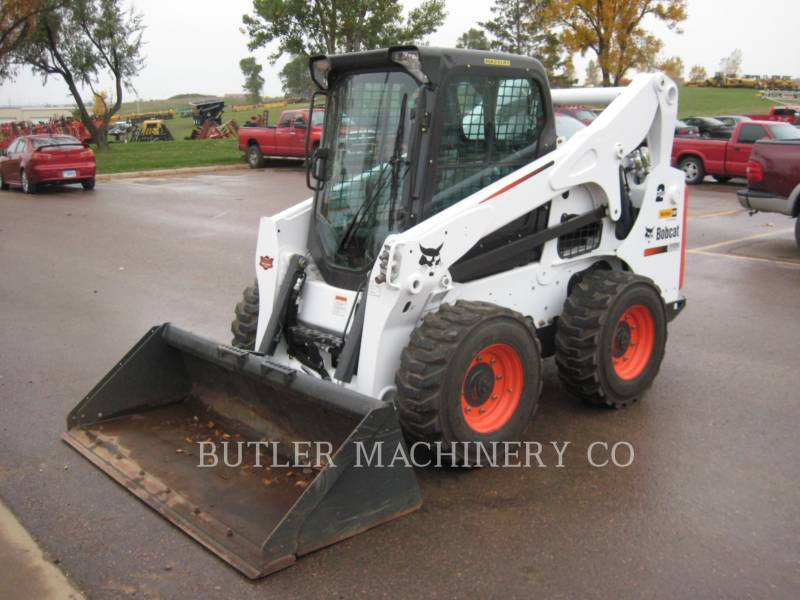 BOBCAT CHARGEURS COMPACTS RIGIDES S750 equipment  photo 1