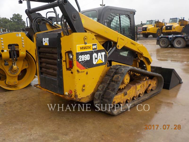CATERPILLAR PALE CINGOLATE MULTI TERRAIN 289D equipment  photo 3