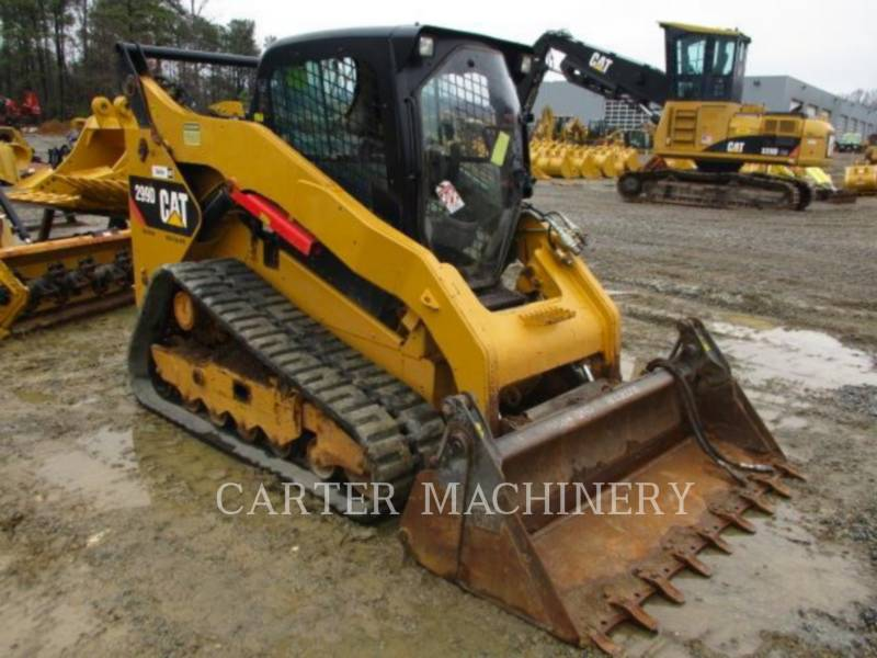 CATERPILLAR SKID STEER LOADERS 299D ACHF equipment  photo 1