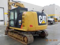CATERPILLAR KETTEN-HYDRAULIKBAGGER 312 E LC WITH BLADE equipment  photo 6