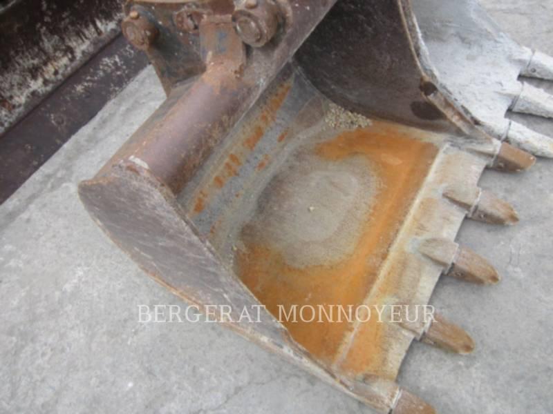 CATERPILLAR PELLES SUR CHAINES 308CCR equipment  photo 17
