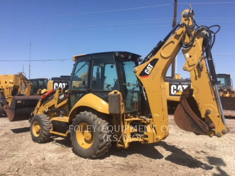 CATERPILLAR BACKHOE LOADERS 420FIT equipment  photo 3