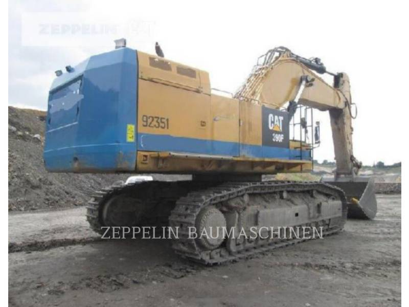 CATERPILLAR KETTEN-HYDRAULIKBAGGER 390FL equipment  photo 1