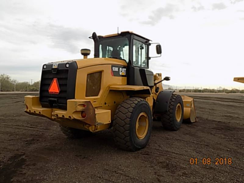 CATERPILLAR PALE GOMMATE/PALE GOMMATE MULTIUSO 938K equipment  photo 5