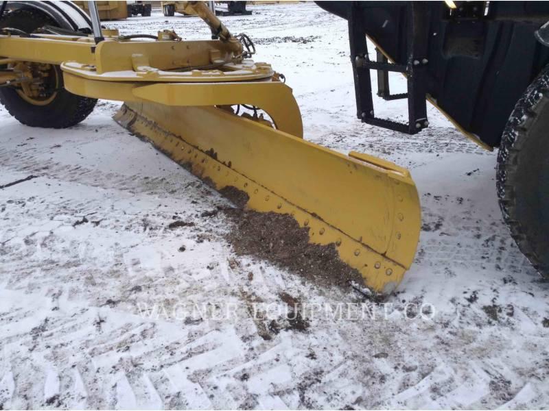 CATERPILLAR RÓWNIARKI SAMOBIEŻNE 140M2 equipment  photo 5