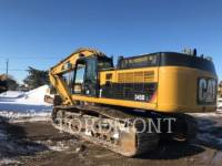 CATERPILLAR KETTEN-HYDRAULIKBAGGER 345DL equipment  photo 5
