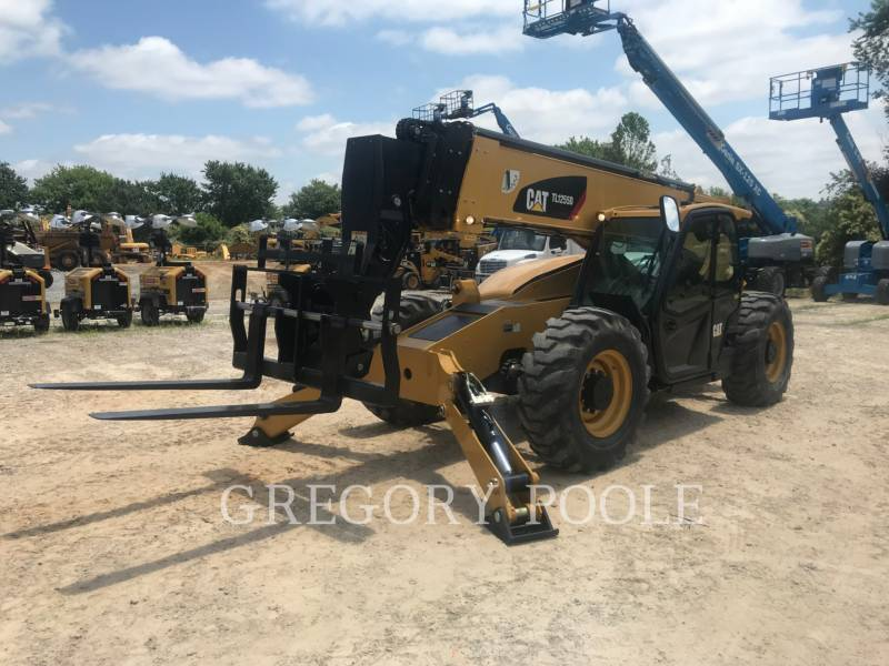 CATERPILLAR MOVIMENTATORI TELESCOPICI TL1255D equipment  photo 2