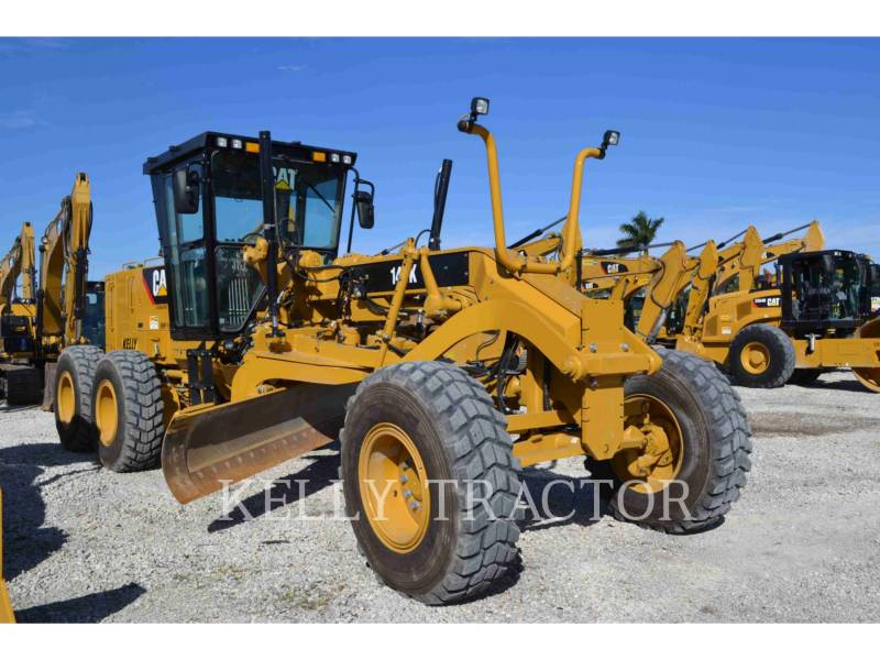CATERPILLAR MOTORGRADER 140K equipment  photo 1