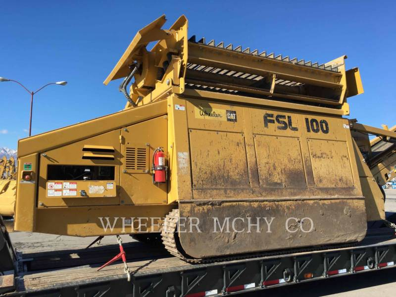 ANACONDA CRUSHERS FSL100 equipment  photo 6