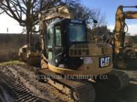 CATERPILLAR TRACK EXCAVATORS 308DCR equipment  photo 1