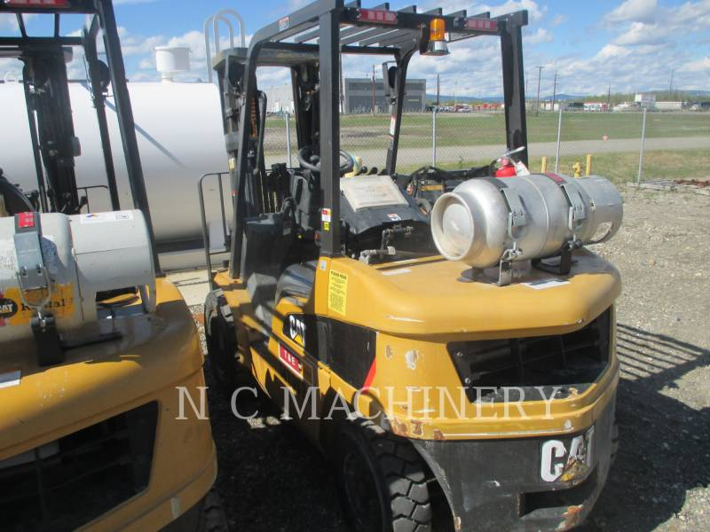 CATERPILLAR FORKLIFTS P6000-GLE equipment  photo 4