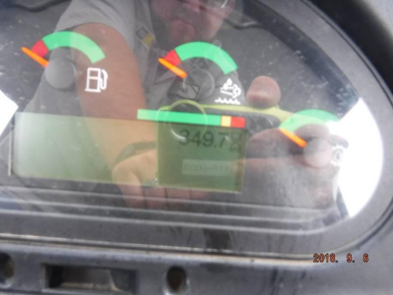 Caterpillar BULDOEXCAVATOARE 416F2ST equipment  photo 8