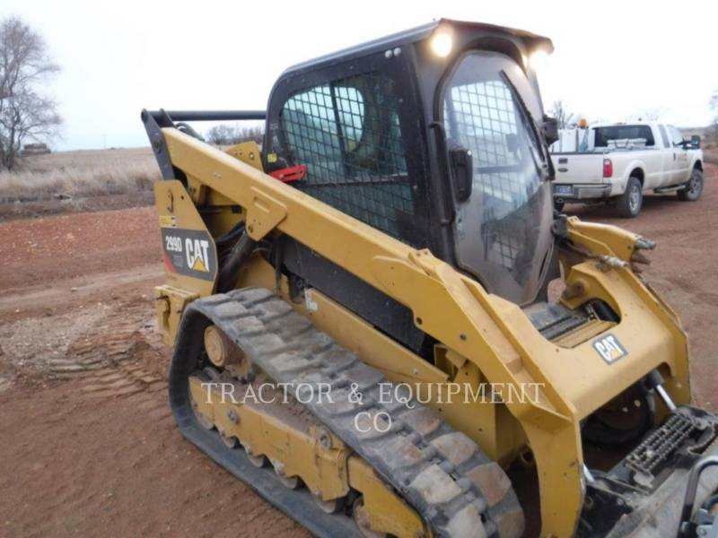 CATERPILLAR CHARGEURS COMPACTS RIGIDES 299D1 XHP equipment  photo 7