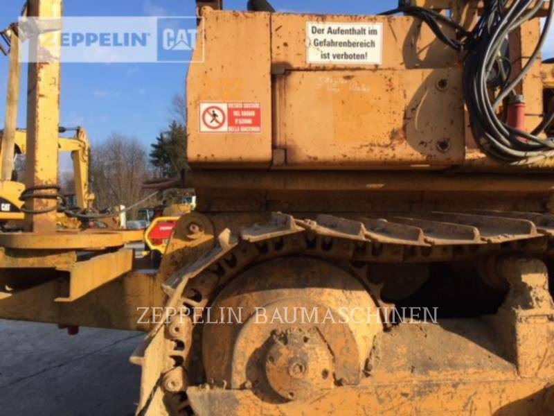 LIEBHERR TRACTEURS SUR CHAINES PR721 equipment  photo 8