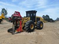 Equipment photo Caterpillar 553 SILVICULTURĂ – MAŞINI DE ADUNAT COPACI 1
